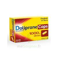 DOLIPRANECAPS 1000 mg Gélules Plq/8 à CHALON SUR SAÔNE
