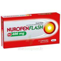 NUROFENFLASH 400 mg Comprimés pelliculés Plq/12 à CHALON SUR SAÔNE