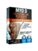 Eric Favre Myo D Décontraction Musculaire 30 Comprimés à CHALON SUR SAÔNE