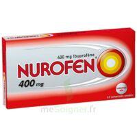 NUROFEN 400 mg Comprimés enrobés Plq/12 à CHALON SUR SAÔNE