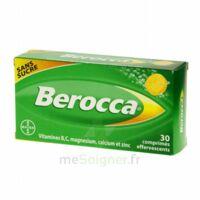 Berocca Comprimés effervescents sans sucre T/30 à CHALON SUR SAÔNE