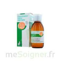 OXOMEMAZINE TEVA 0,33 mg/ml SANS SUCRE, solution buvable édulcorée à l'acésulfame potassique à CHALON SUR SAÔNE