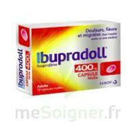 IBUPRADOLL 400 mg Caps molle Plq/10 à CHALON SUR SAÔNE