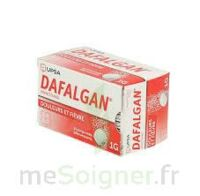 Dafalgan 1000 Mg Comprimés Effervescents B/8 à CHALON SUR SAÔNE