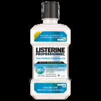 Listerine Professionnel Bain bouche traitement sensibilité 500ml à CHALON SUR SAÔNE