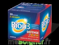 Bion 3 Défense Junior Comprimés à croquer framboise B/30 à CHALON SUR SAÔNE