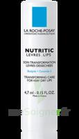 Nutritic Stick lèvres sèche sensibles Etui/4,7ml à CHALON SUR SAÔNE