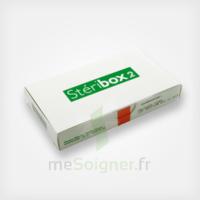 Stéribox Kit prévention et hygiène pour les toxicomanes avec seringues 100UI/ml à CHALON SUR SAÔNE
