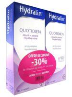 Hydralin Quotidien Gel Lavant Usage Intime 2*200ml à CHALON SUR SAÔNE