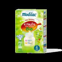 Modilac Céréales Farine 4 Fruits quinoa bio à partir de 6 mois B/230g à CHALON SUR SAÔNE