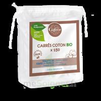Gifrer Carré coton bio Sachet/150 à CHALON SUR SAÔNE