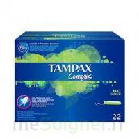 Tampax Compak - Tampon Super à CHALON SUR SAÔNE