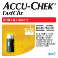 Accu-chek Fastclix Lancettes B/204 à CHALON SUR SAÔNE