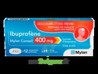 Ibuprofene Mylan Conseil 400mg, Comprimés Pelliculés à CHALON SUR SAÔNE