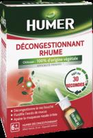 Humer Décongestionnant Rhume Spray Nasal 20ml à CHALON SUR SAÔNE