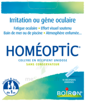 Boiron Homéoptic Collyre Unidose à CHALON SUR SAÔNE