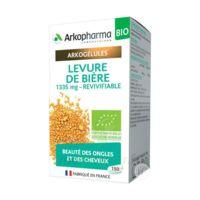 Arkogélules Levure De Bière Revivifiable Bio Gélules Fl/150 à CHALON SUR SAÔNE