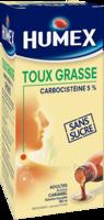 Humex 5 % Solution Buvable Expectorant Sans Sucre Adulte Fl/250ml à CHALON SUR SAÔNE