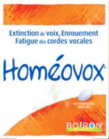 Boiron Homéovox Comprimés à CHALON SUR SAÔNE