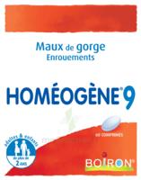 Boiron Homéogène 9 Comprimés à CHALON SUR SAÔNE