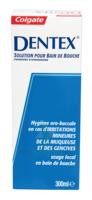 Dentex Solution Pour Bain Bouche Fl/300ml à CHALON SUR SAÔNE