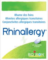 Boiron Rhinallergy Comprimés B/40 à CHALON SUR SAÔNE