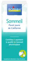 Boiron Sommeil Pavot Jaune De Californie Extraits De Plantes Fl/60ml à CHALON SUR SAÔNE