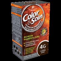 Color&soin Kit Coloration Permanente 4g Châtain Doré à CHALON SUR SAÔNE