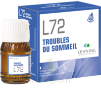 Lehning L72 Solution Buvable En Gouttes 1fl/30ml à CHALON SUR SAÔNE